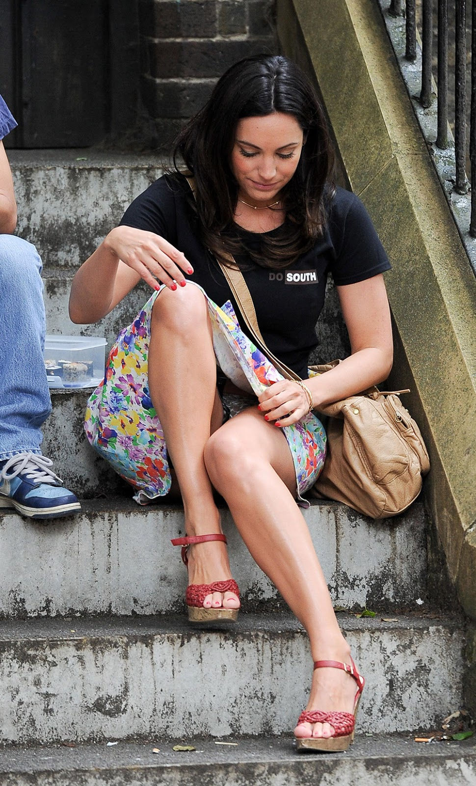 Kelly brook upskirt pictures